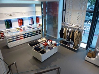 A Star Celebrities Attend Lacoste Store Opening Completed By Nottingham Fit Out Firm