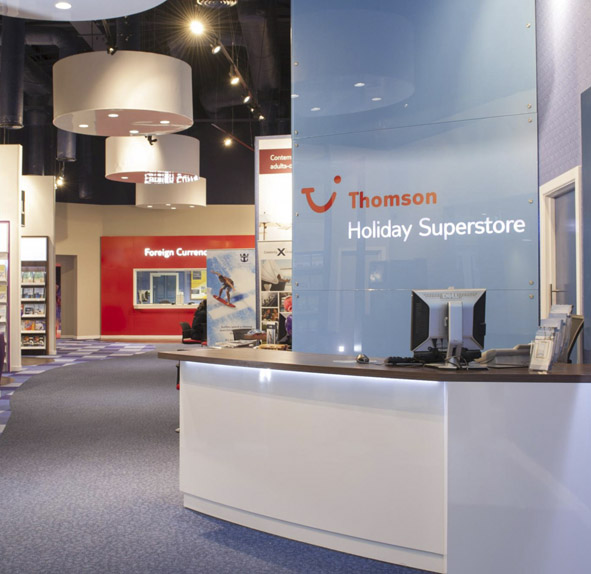 thomson holiday customer service