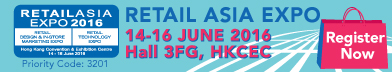 Retail Asia Expo April 2016