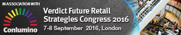 Verdict Future Retail Strategies Congress 2016
