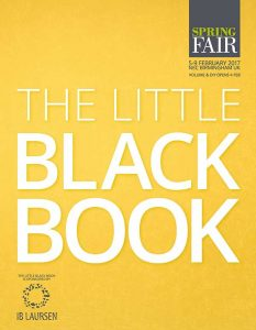 Spring Fair Little Black Book