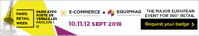 Paris Retail Week banner