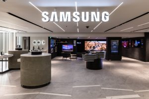 Samsung's new luxury display 'The Wall Luxe' debuts at